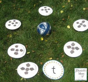 Sons de foot interactifs (photo de la maman de JDaniel4)
