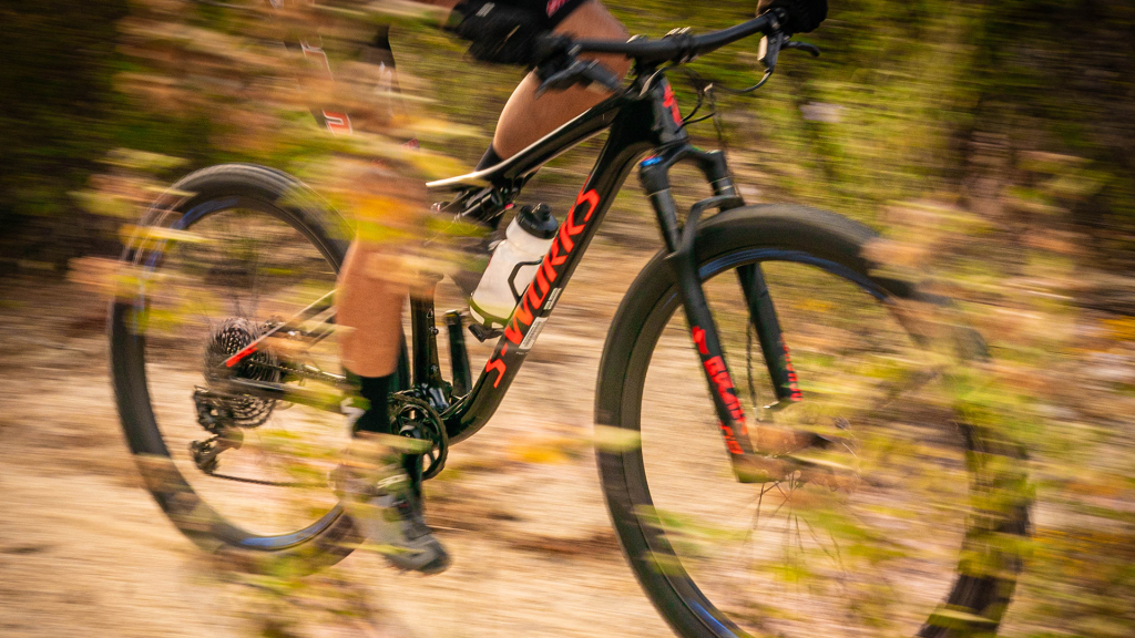 Les vélos haute performance sont de Specialized