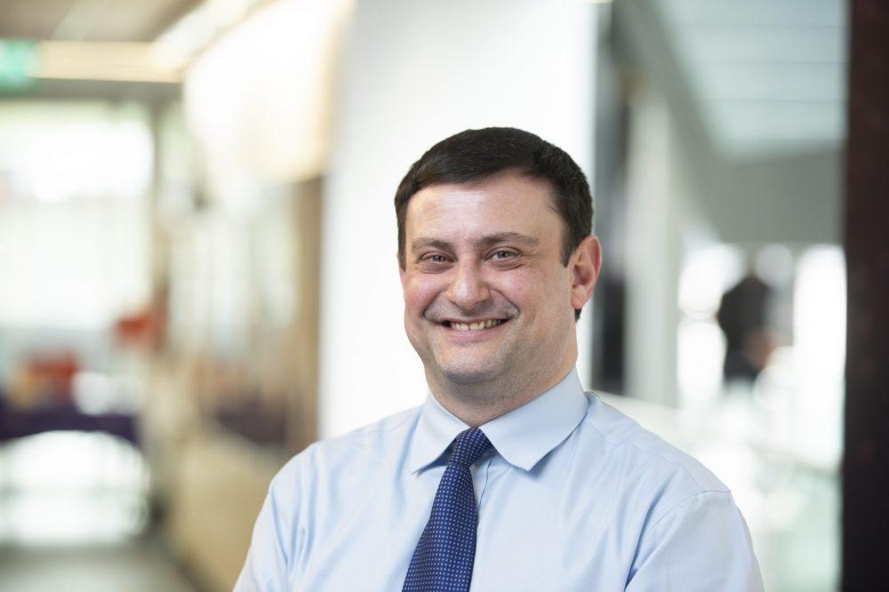 Portrait ULT - Nick Antonopoulos - Business News Ecosse