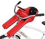 iBert Siège de vélo pour enfant Safe-T, rouge