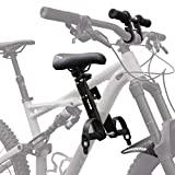 SHOTGUN Ensemble combiné d'accessoires pour siège enfant et guidon VTT pour enfants - Ensemble complet    Sièges de vélo montés à l'avant pour enfants de 2 à 5 ans (jusqu'à 48 livres)    Compatible avec tous les VTT adultes
