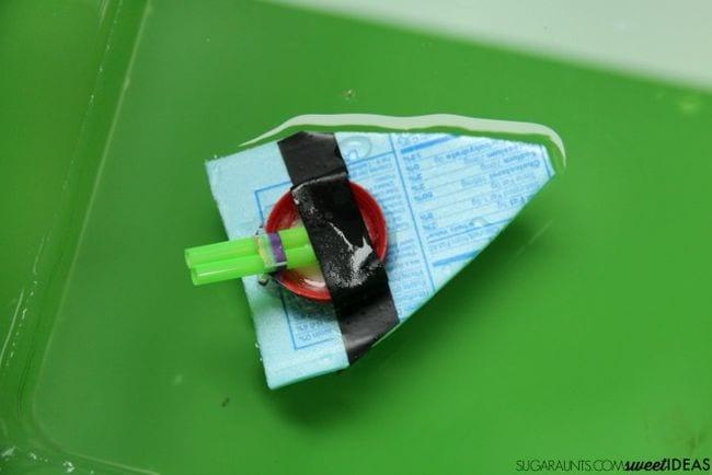 Boîte à outils OT de bateau scientifique extérieur