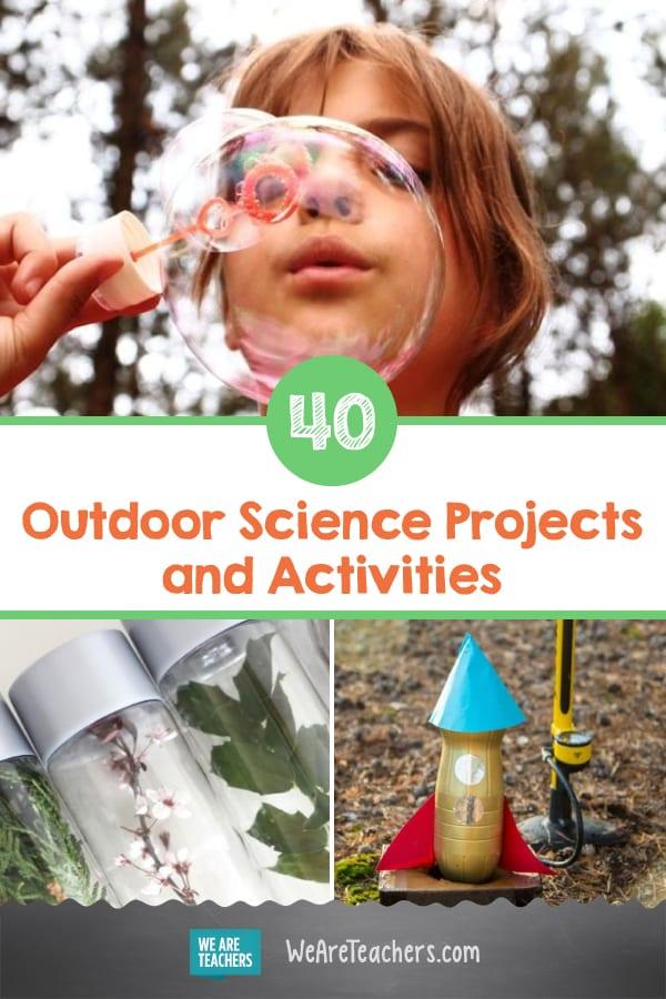 40 projets et activités scientifiques en plein air dans les zones humides et sauvages