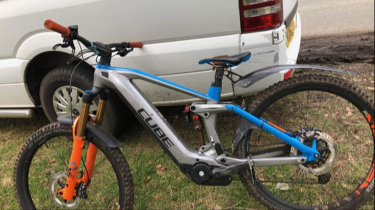 Vélo électrique Cube Stereo