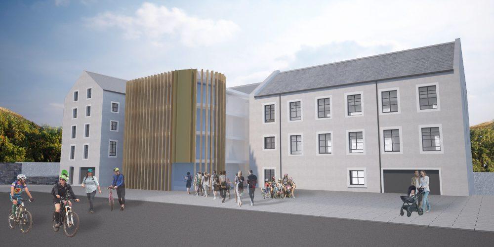 Caerlee Mill - Visualisation 3D - Business News Écosse