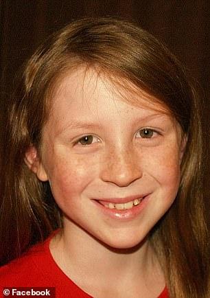 Plus de quatre ans plus tard, un don anonyme de 100000 $ a été ajouté au fonds de récompense pour les informations conduisant à la capture de la personne qui a tué Libby et Abby (photo)