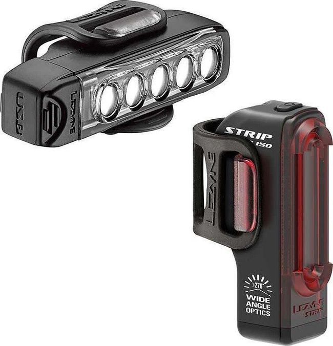 Lumières de vélo Lezyne Strip Drive, 105 $, altitude-sports.com