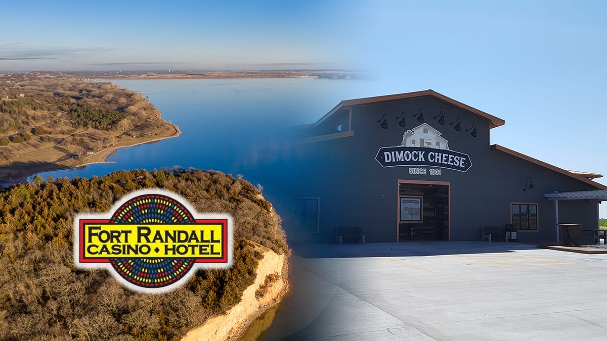 Fort Randall Casino & Hotel Attractions à proximité