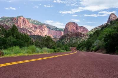 Parcs nationaux de l'Utah